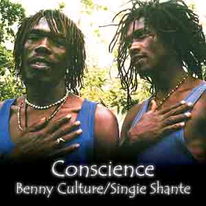 Conscience album cover
