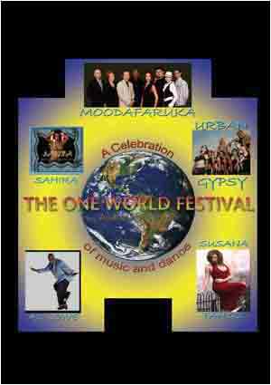 The One World Festival video cover