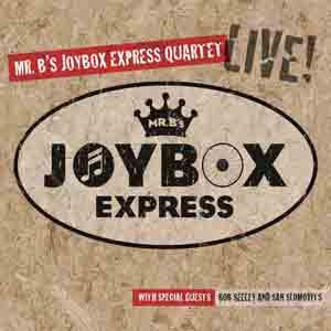 Joybox Express album cover