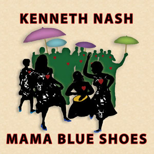 Mama Blue Shoes album cover