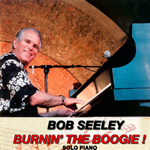Burnin' The Boogie album cover