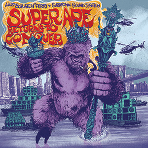 Super Ape Returns to Conquer album cover
