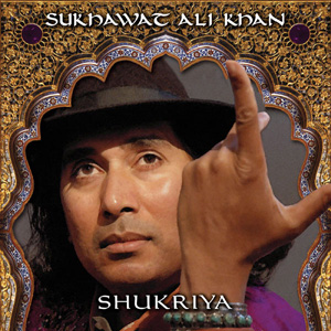Shukriya album cover
