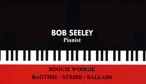 Bob Seeley Music logo